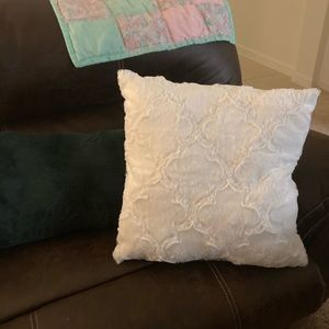 Handmade Throw Pillow